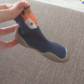 Baby Boy Girl Shoes Autumn Winter Anti-slip Floor Socks Shoes photo review
