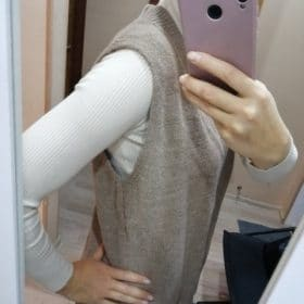 2020 Knitted Women turtleneck Sweater photo review