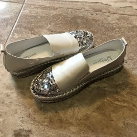 Women's Crystals Round Shoes photo review